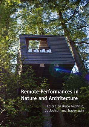 Remote Performances in Nature and Architecture (Hardback) book cover