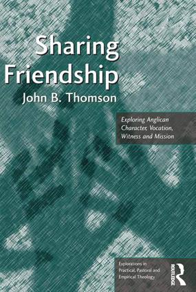 Friendship as Discipleship