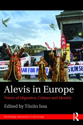 Alevis in Europe: Voices of Migration, Culture and Identity, 1st Edition (Hardback) book cover