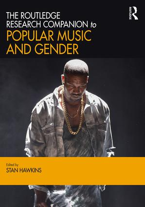 The Routledge Research Companion to Popular Music and Gender (Hardback) book cover