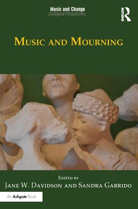 Music and Mourning (Hardback) book cover