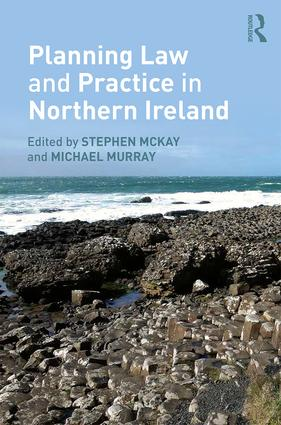 The evolving Northern Ireland planning system