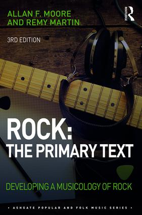 Rock: The Primary Text: Developing a Musicology of Rock book cover