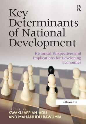 Key Determinants of National Development