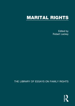 Marital Rights book cover
