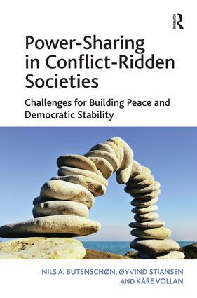 Power-Sharing in Conflict-Ridden Societies
