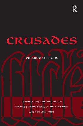 Crusades: Volume 14 book cover