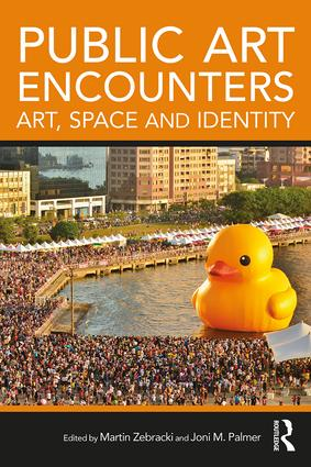 Public Art Encounters: Art, Space and Identity, 1st Edition (Hardback) book cover