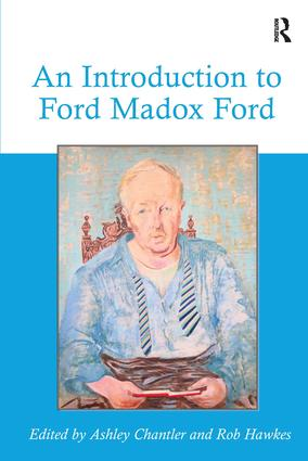 An Introduction to Ford Madox Ford (Hardback) book cover