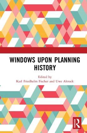 Windows Upon Planning History: 1st Edition (Hardback) book cover