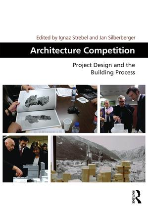 Architecture Competition: Project Design and the Building Process book cover