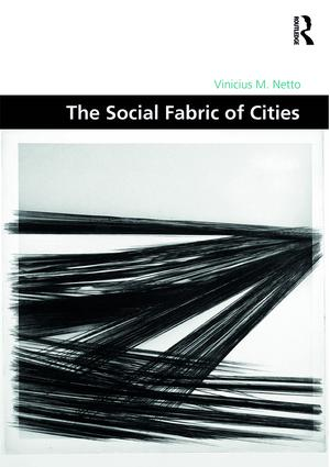 The Social Fabric of Cities (Hardback) book cover