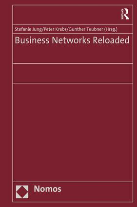 Business Networks Reloaded: 1st Edition (e-Book) book cover