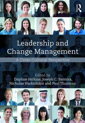 Leadership and Change Management: A Cross-Cultural Perspective, 1st Edition (e-Book) book cover