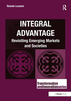 Integral Advantage: Revisiting Emerging Markets and Societies book cover