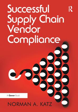 Successful Supply Chain Vendor Compliance (Hardback) book cover