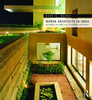 Women Architects in India (Hardback) book cover