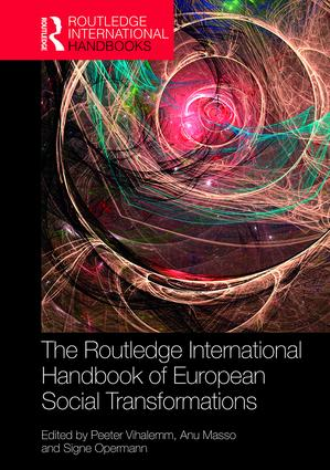 The Routledge International Handbook of European Social Transformations book cover