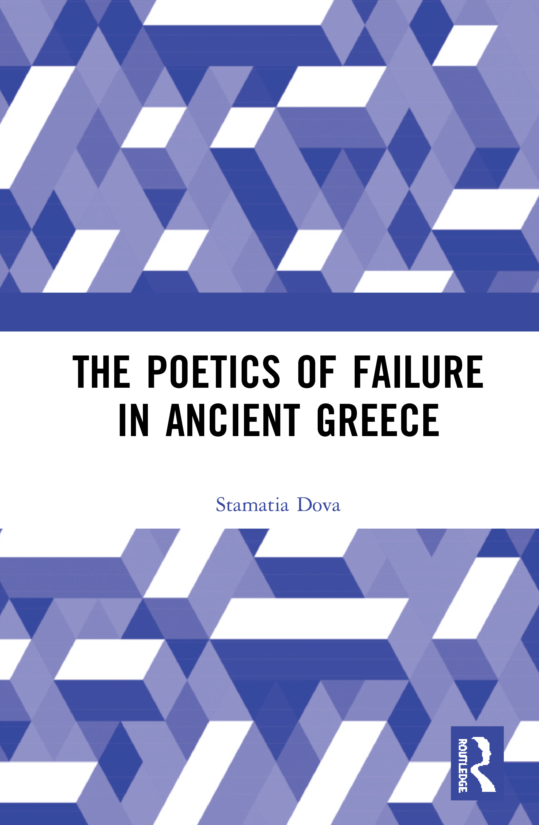 The Poetics of Failure in Ancient Greece book cover