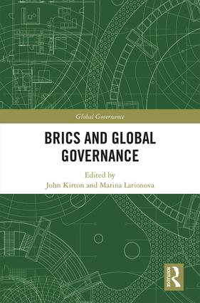 BRICS and Global Governance: 1st Edition (Paperback) book cover