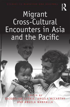 Migrant Cross-Cultural Encounters in Asia and the Pacific book cover
