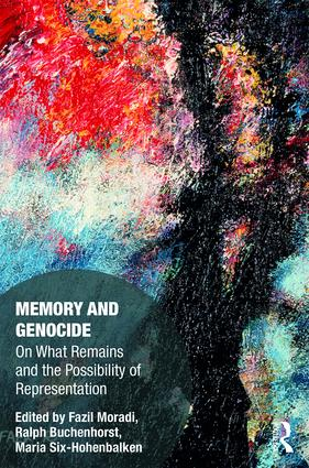 Memory and Genocide (Hardback) book cover