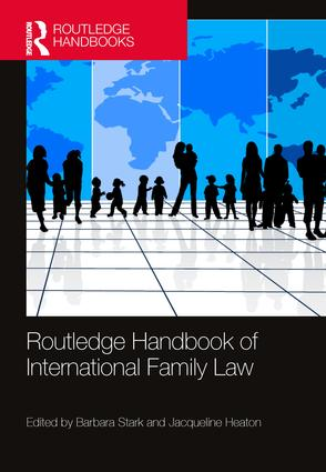 Routledge Handbook of International Family Law book cover
