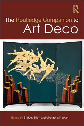 The Routledge Companion to Art Deco book cover