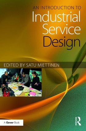 An Introduction to Industrial Service Design (Hardback) book cover