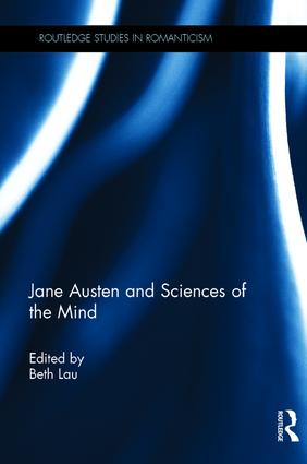Jane Austen and Sciences of the Mind: 1st Edition (Hardback) book cover