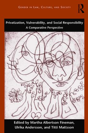 Privatization, Vulnerability, and Social Responsibility: A Comparative Perspective book cover