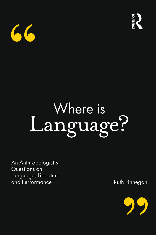 Where is Language?