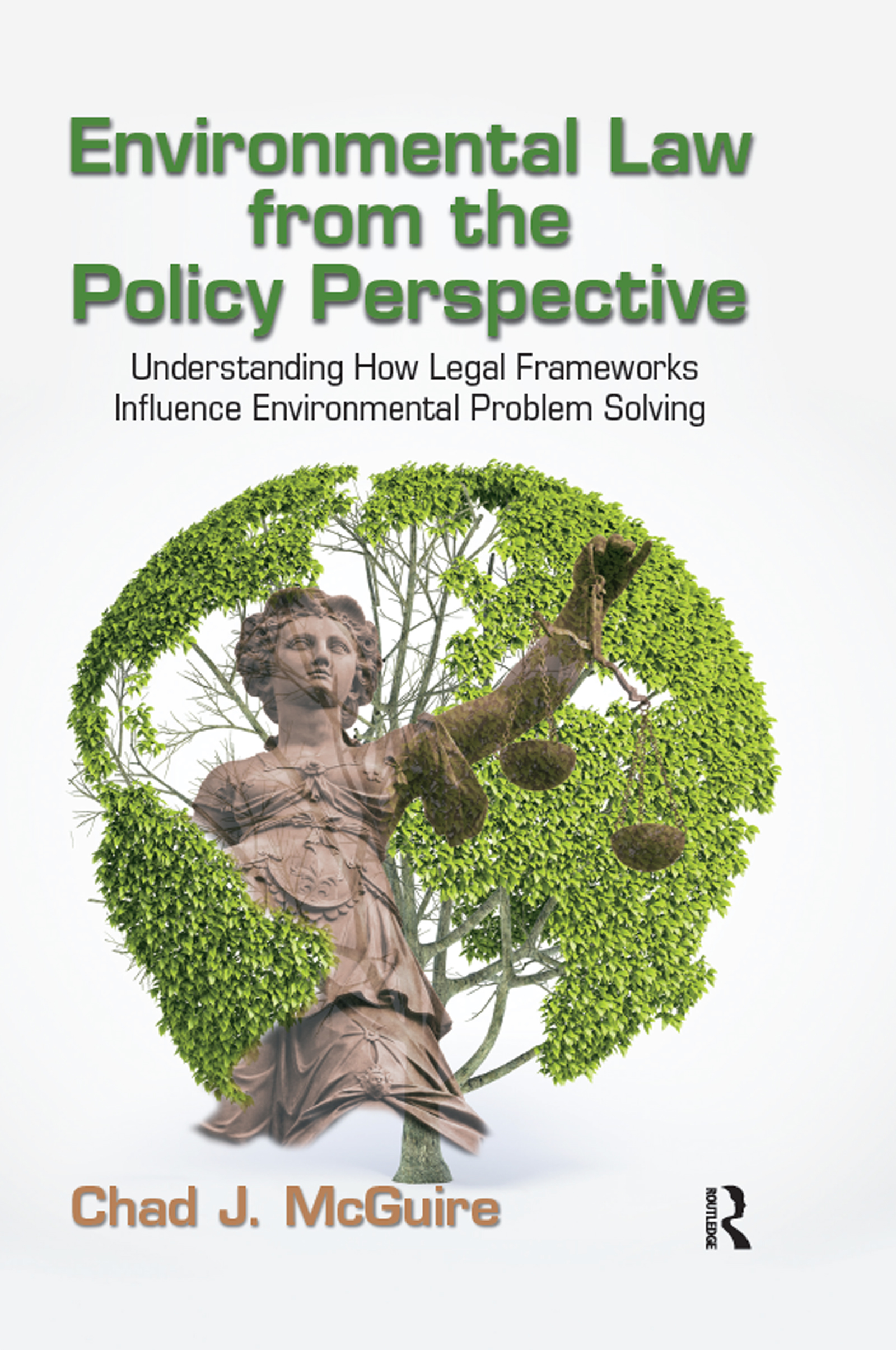 Environmental Law from the Policy Perspective: Understanding How Legal Frameworks Influence Environmental Problem Solving, 1st Edition (Hardback) book cover
