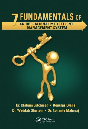 7 Fundamentals of an Operationally Excellent Management System: 1st Edition (Hardback) book cover