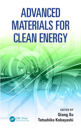 Advanced Materials for Clean Energy: 1st Edition (Hardback) book cover