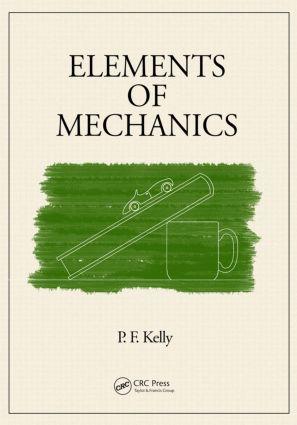 Elements of Mechanics: 1st Edition (Hardback) book cover