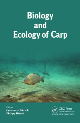 Biology and Ecology of Carp: 1st Edition (Hardback) book cover