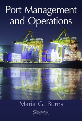 Port Management and Operations: 1st Edition (Hardback) book cover