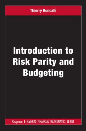 Introduction to Risk Parity and Budgeting book cover