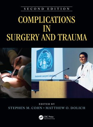 Complications in Surgery and Trauma: 2nd Edition (Hardback) book cover