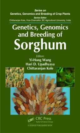 Genetics, Genomics and Breeding of Sorghum book cover