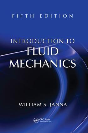 Introduction to Fluid Mechanics: 5th Edition (Hardback) book cover
