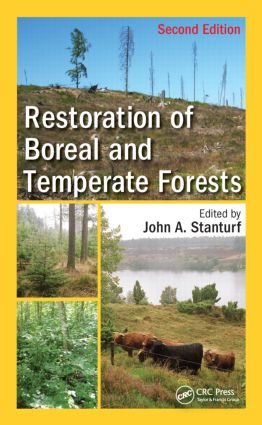 Restoration of Boreal and Temperate Forests, Second Edition book cover