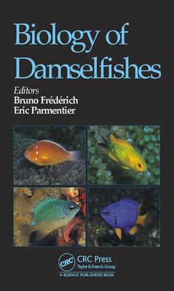 Biology of Damselfishes: 1st Edition (Hardback) book cover