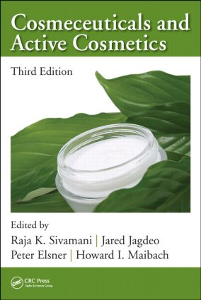 Cosmeceuticals and Active Cosmetics: 3rd Edition (Hardback) book cover