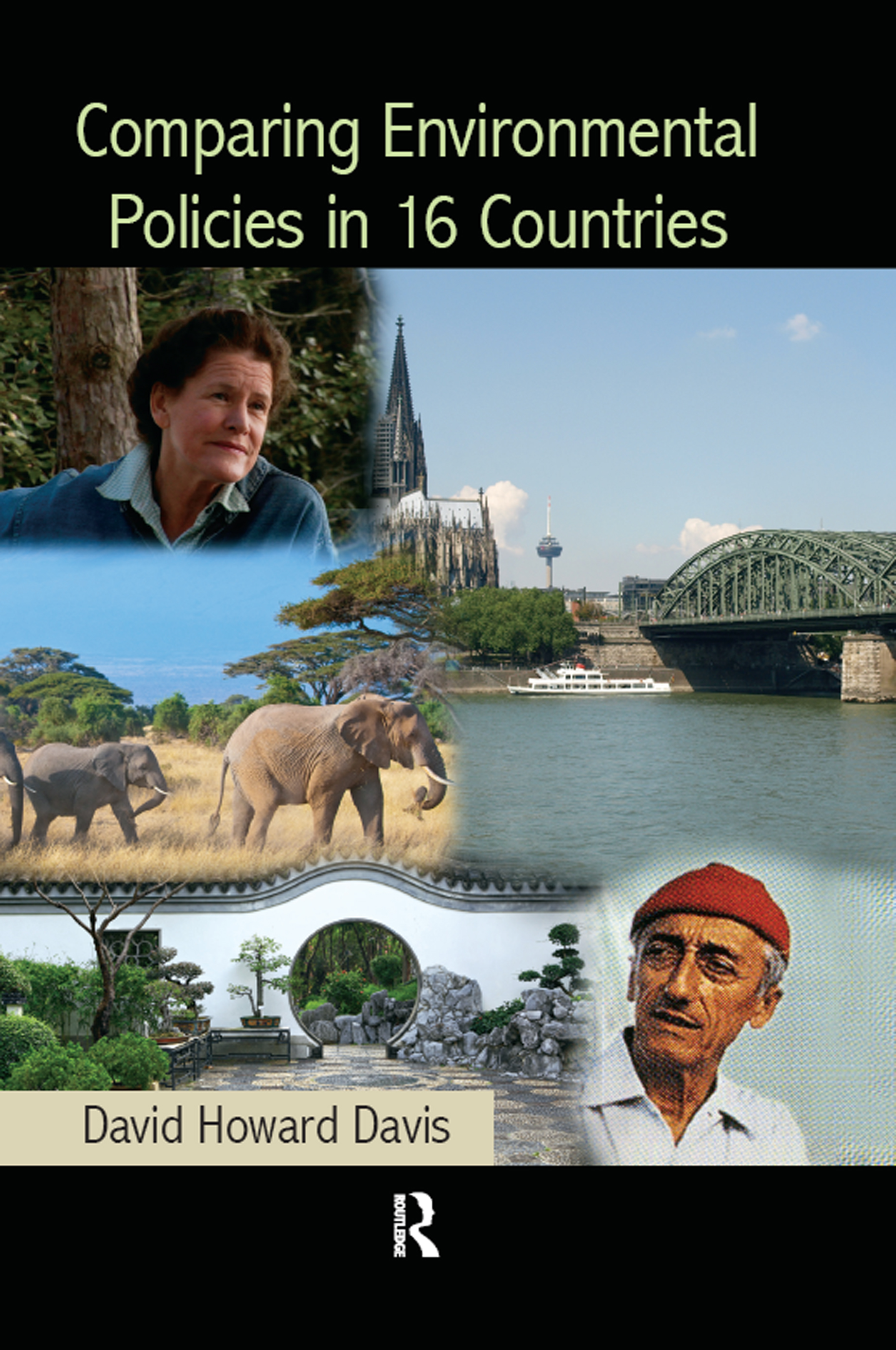 Comparing Environmental Policies in 16 Countries: 1st Edition (Hardback) book cover