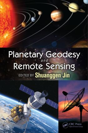 Planetary Geodesy and Remote Sensing: 1st Edition (Hardback) book cover
