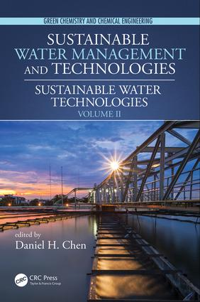 Sustainable Water Technologies book cover