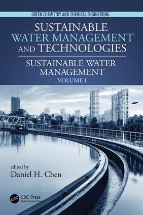 Sustainable Water Management book cover