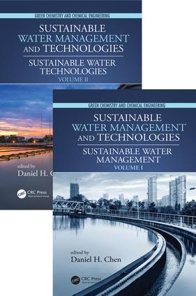 Sustainable Water Management and Technologies, Two-Volume Set book cover